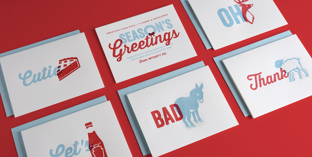 McGinty Co | Holiday Cards