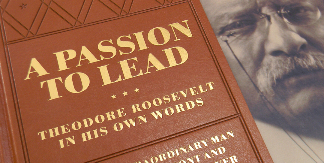 McGinty Co | A Passion To Lead Book Design